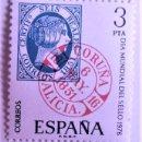 Sellos: ESPAÑA. 2318 DÍA MUNDIAL DEL SELLO. 1976. SELLOS NUEVOS Y NUMERACIÓN EDIFIL.. Lote 160488134
