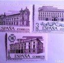 Sellos: ESPAÑA. 2326/28 ADUANAS. 1976. SELLOS NUEVOS Y NUMERACIÓN EDIFIL.. Lote 160488310