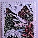 Sellos: ESPAÑA. 2307 CENTENARIO CENTRO EXCURSIONISTA DE CATALUÑA. 1976. SELLOS NUEVOS Y NUMERACIÓN EDIFIL.. Lote 160488594