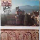Sellos: MONASTERIO RIPOLL. 3 EXPOSICIONES FILATELICAS EN RIPOLL. Lote 160490206