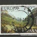 Sellos: ESPAÑA - EUROPA 1977 - EDIFIL 2414 - PARQUE NACIONAL - USADO - MIRE MIS OTROS LOTES Y AHORRE GASTOS. Lote 160504966
