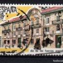 Sellos: ESPAÑA 2790 - AÑO 1985 - DIA DE LAS FUERZAS ARMADAS - CAPITANIA GENERAL DE GALICIA. Lote 160523998