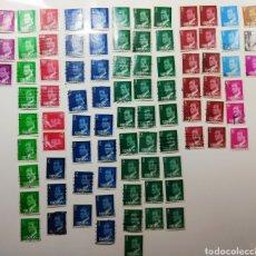 Stamps - Sellos Rey Juan Carlos I, +85ud - 160596793