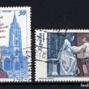 Sellos: ESPAÑA 3456/57 - AÑO 1996 - LITERATURA - LA REGENTA DE CLARÍN Y DON JUAN TENORIO DE ZORRILLA. Lote 160618658
