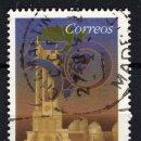 Sellos: ESPAÑA 3497 - AÑO 1997 - MONUMENTO UNIVERSAL A LA VENDIMIA EN REQUENA. Lote 160619222