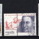 Sellos: ESPAÑA 3505/07 - AÑO 1997 - EFEMERIDES. Lote 160624802