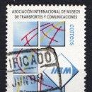 Sellos: ESPAÑA 3510 - AÑO 1997 - 29º CONGRESO ASOCIACION MUSEOS DE TRANSPORTES Y TELECOMUNICACIONES. Lote 160625050