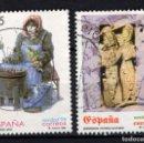 Sellos: ESPAÑA 3596/97 - AÑO 1998 - NAVIDAD . Lote 160626250