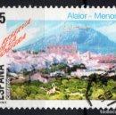 Sellos: ESPAÑA 3604 - AÑO 1998 - RESERVA DE LA BIOSFERA - ALAIOR (MENORCA). Lote 160626498