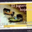 Sellos: ESPAÑA - 2003 EDIFIL Nº 3982 - EUROPA / EL ARTE DEL CARTEL. Lote 160645702