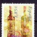 Sellos: ESPAÑA - 2003 EDIFIL Nº 4018 - VINOS CON DENOMINACIÓN DE ORIGEN / BIERZO. Lote 160645810