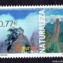 Sellos: ESPAÑA - 2004 EDIFIL Nº 4124 - NATURALEZA . Lote 160645902