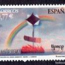 Sellos: ESPAÑA - 2004 EDIFIL Nº 4120 - AMÉRICA-UPAEP. Lote 160646026