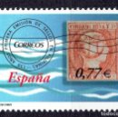 Sellos: ESPAÑA - 2004 EDIFIL Nº 4114 - 150 ANIVERSARIO DE LA PRIMERA EMISIÓN DE SELLOS EN FILIPINAS. Lote 160646094