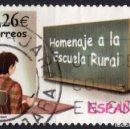 Sellos: ESPAÑA 3978 - AÑO 2003 - HOMENAJE A LA ESCUELA RURAL. Lote 160681822