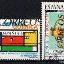 Sellos: ESPAÑA 4310/11 - AÑO 2007 - CIENCIA - QUIMICA Y ASTRONOMIA. Lote 160683246