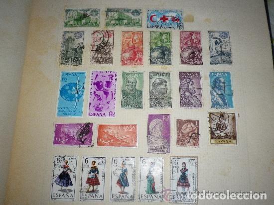 ESPAÑA - LOTE DE 25 SELLOS (Sellos - España - Juan Carlos I - Desde 1.975 a 1.985 - Usados)
