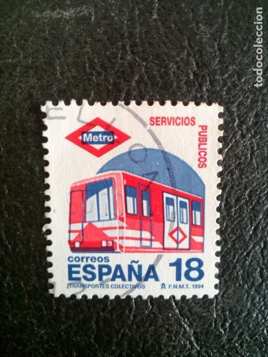 SELLO DE ESPAÑA USADO 3322 USADO 1994 (Sellos - España - Juan Carlos I - Desde 1.986 a 1.999 - Usados)