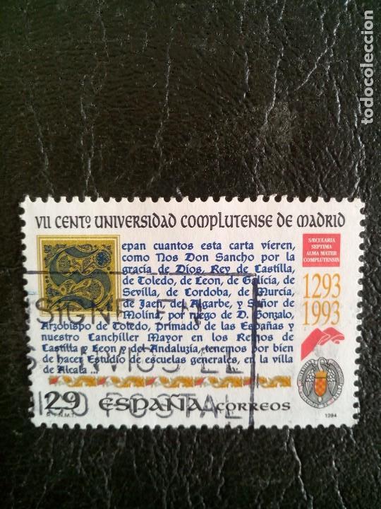 SELLO DE ESPAÑA USADO 3300 USADO 1994 (Sellos - España - Juan Carlos I - Desde 1.986 a 1.999 - Usados)