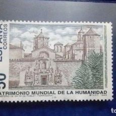 Sellos: ESPAÑA - 1993, ST MARIA DE POBLET . 50 PTS - USADO.. Lote 160751122