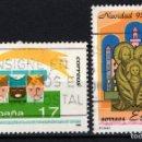 Sellos: ESPAÑA 3273/74 - AÑO 1993 - NAVIDAD. Lote 160884126