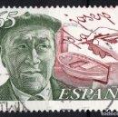 Sellos: ESPAÑA 3297 - AÑO 1994 - HOMENAJE A JOSEP PLA. Lote 160884430