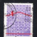 Sellos: ESPAÑA 2959 - AÑO 1988 - I CONGRESO MUNDIAL DE CASAS REGIONALES Y CENTROS ESPAÑOLES. Lote 164869142