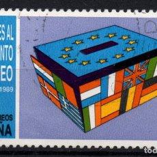 Sellos: ESPAÑA 3015 - AÑO 1989 - ELECCIONES AL PARLAMENTO EUROPEO. Lote 222248317
