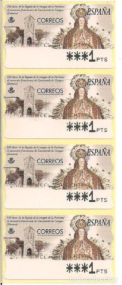 ATMS. (Sellos - España - Juan Carlos I - Desde 2.000 - Nuevos)