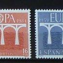 Sellos: SELLOS ESPAÑA 1984 - FOTO 316 - Nº 2756 , COMPLETA, NUEVA. Lote 161297678