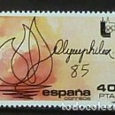 Sellos: SELLOS ESPAÑA 1985 - FOTO 331 - Nº 2784, NUEVO. Lote 161299422