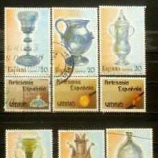 Sellos: SELLOS ESPAÑA 1988- FOTO 509 - Nº 2941, COMPLETA, USADO. Lote 161910846