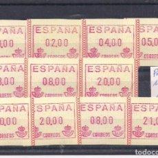Selos: ATMS.. Lote 162099866