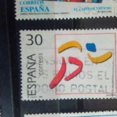 Sellos: EDIFIL 3364 ATLETISMO DE LA SERIE: DEPORTES OLÍMPICOS DE PLATA. AÑO 1995. Lote 162753242