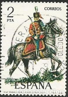 Sellos: ESPAÑA 1978 - ES 2451 A 2455 - UNIFORMES MILITARES (IX) - SERIE USADA - Foto 3 - 162959642