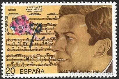 Sellos: ESPAÑA 1990 - ES 3069 A ES 3072 - CENTENARIOS - SERIE NUEVA - Foto 3 - 163232266