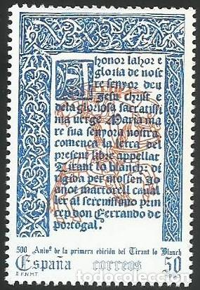 Sellos: ESPAÑA 1990 - ES 3069 A ES 3072 - CENTENARIOS - SERIE NUEVA - Foto 5 - 163232266