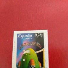 Sellos: SELLO LUNISPARK ESPAÑA. Lote 163511302
