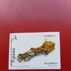 Sellos: SELLO MUSEO DE JUGUETES DE SA POBLÁ DILIGENCIA ESPAÑA. Lote 163569922