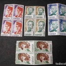 Sellos: PERSONAJES ESPAÑOLES 1977. Lote 165130246
