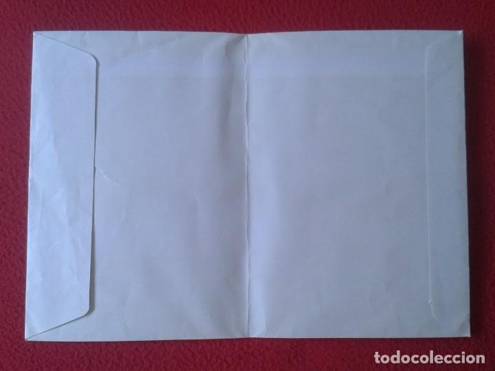 Sellos: ANTIGUO SOBRE AÑO 1998 CON MEMBRETE TIENDA DE DISCOS PIONEROS JAÉN DISCO SHOP.. VINILO...CD MÚSICA.. - Foto 3 - 165504454