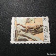 Sellos: FAUNA ESPAÑOLA PELIGRO DE EXTINCIÓN 1999. Lote 165823850