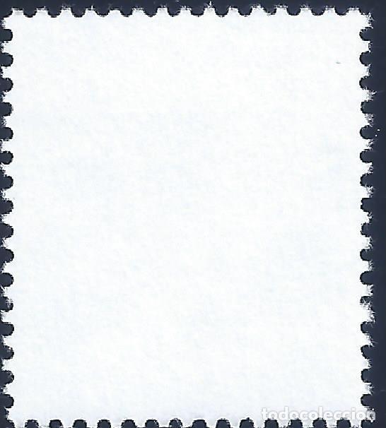 Sellos: EDIFIL 2879DV JUAN CARLOS I 1987 (VARIEDAD...DENTADO HORIZONTAL MUY DESPLAZADO). LUJO. MNH ** - Foto 2 - 167242492