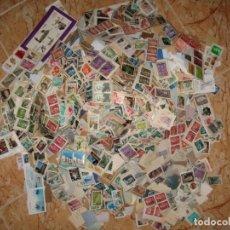 Sellos: CINCO MIL SELLOS DE ESPAÑA MATA-SELLADOS . Lote 167561464