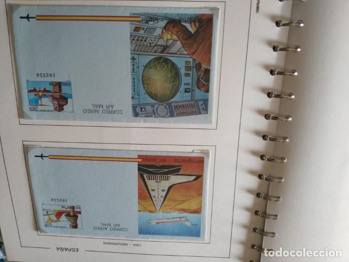 Sellos: ALBUM FILABO CON SELLOS NUEVOS ESPAÑA 1984 A 1989 - Foto 25 - 167753872