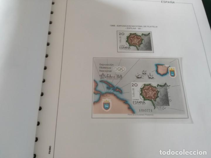 Sellos: ALBUM FILABO CON SELLOS NUEVOS ESPAÑA 1984 A 1989 - Foto 68 - 167753872