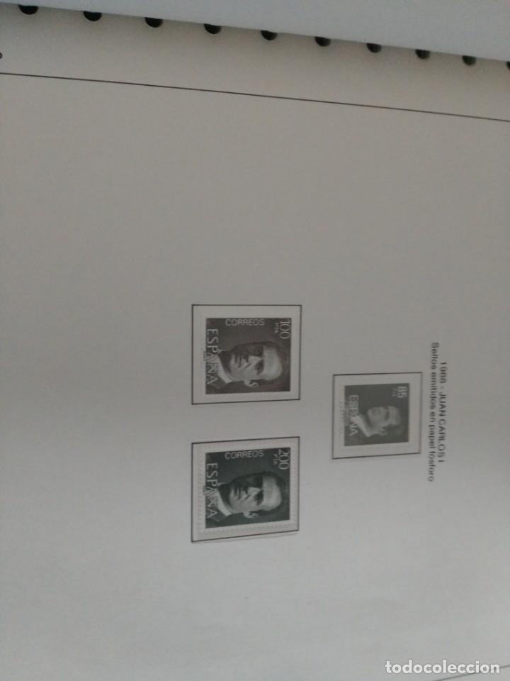 Sellos: ALBUM FILABO CON SELLOS NUEVOS ESPAÑA 1984 A 1989 - Foto 76 - 167753872