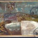 Sellos: EDIFIL 4892. EFEMÉRIDES. IV CENTENARIO DEL FALLECIMIENTO DEL GRECO 2014 . HOJITA Y SELLO SUELTO.. Lote 167925452