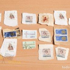 Sellos: LOTE DE SELLOS - TEMÀTICA EUROPA - MATASELLOS VARIADOS. Lote 167953148