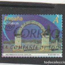 Francobolli: ESPAÑA 2013 - EDIFIL NRO. 4770 - ARCOS Y PUERTAS - USADO - FOTO STANDARD. Lote 167971713
